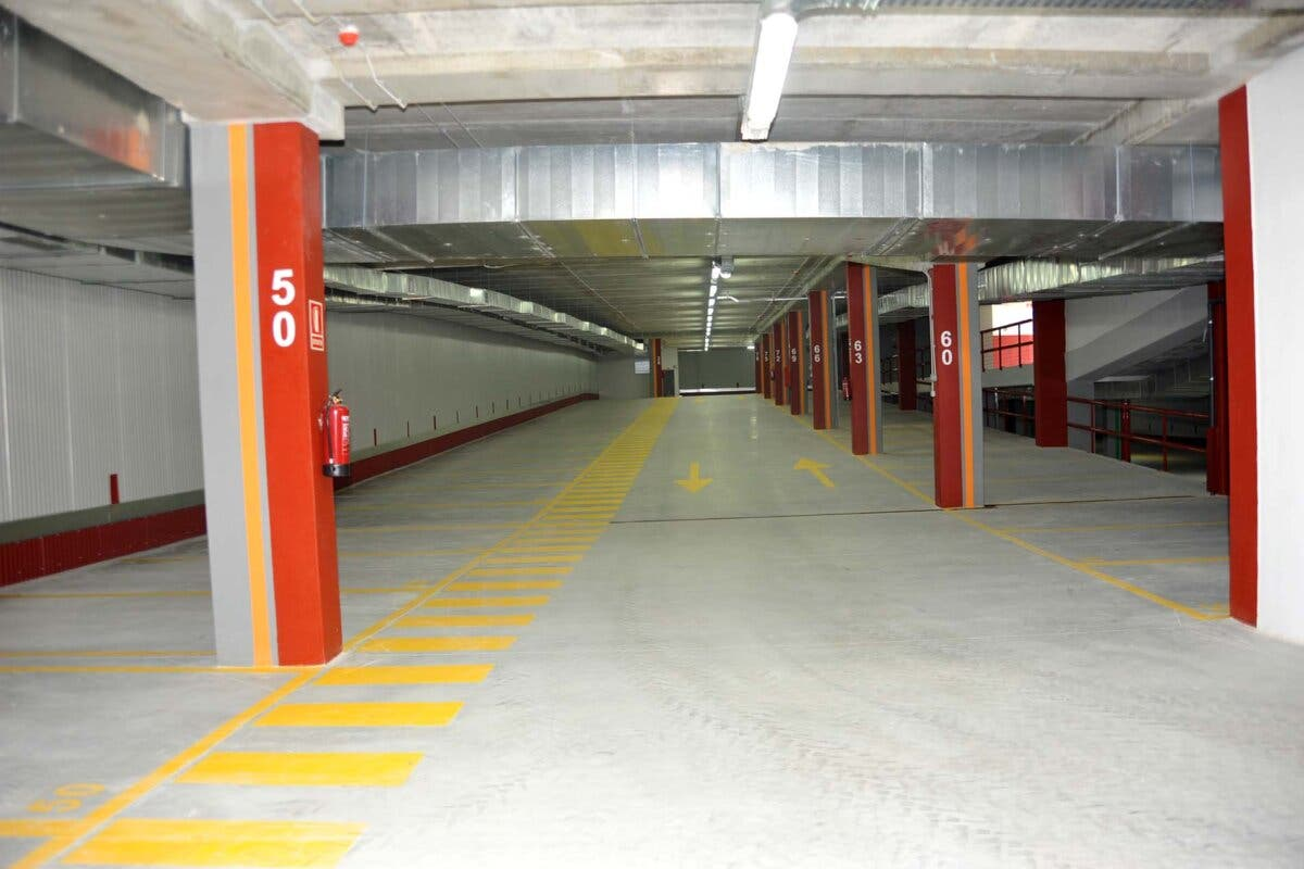 Coslada pone a la venta 480 plazas de aparcamiento por 9.460 euros