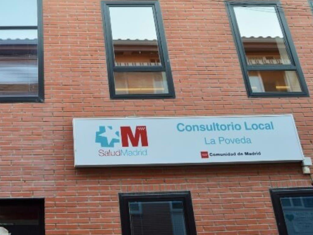 El consultorio médico de La Poveda en Arganda reabrirá el próximo 5 de octubre