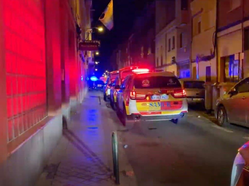 Una reyerta en Carabanchel deja a dos hombres con múltiples heridas por arma blanca