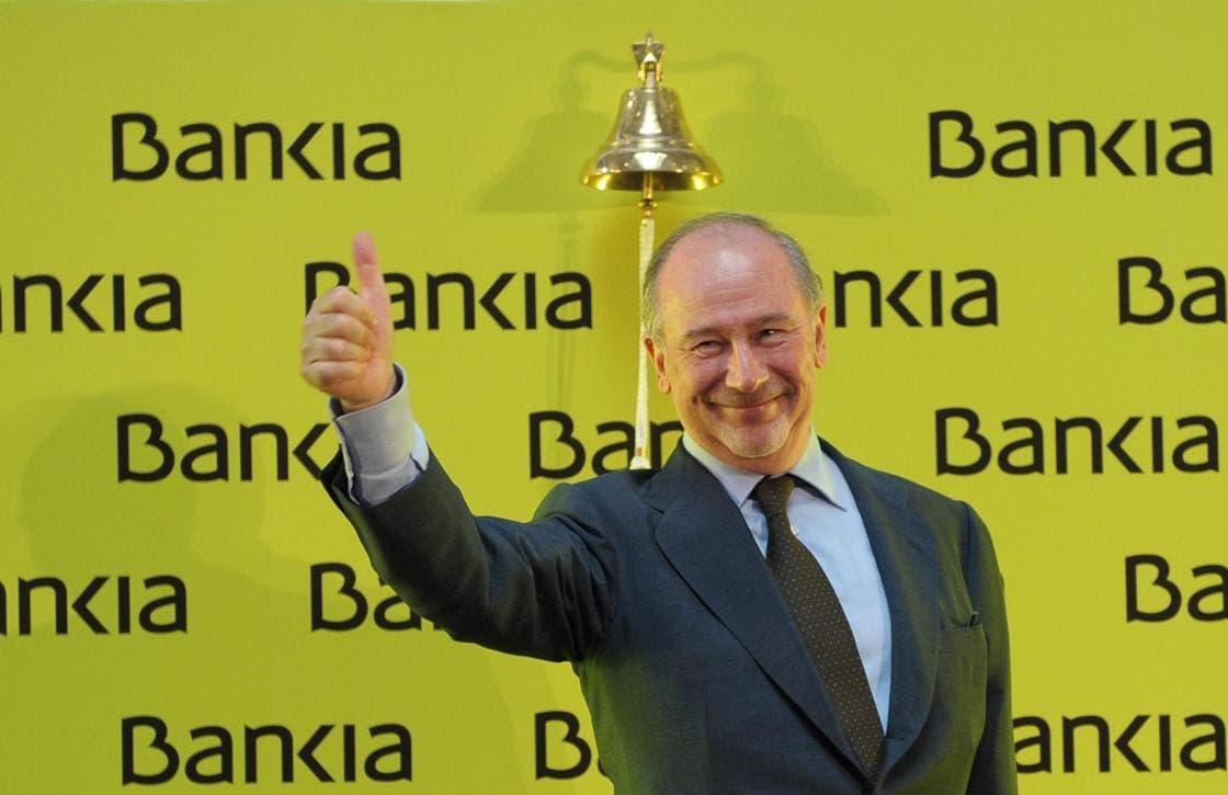 Absueltos Rato y los demás acusados por la salida a bolsa de Bankia