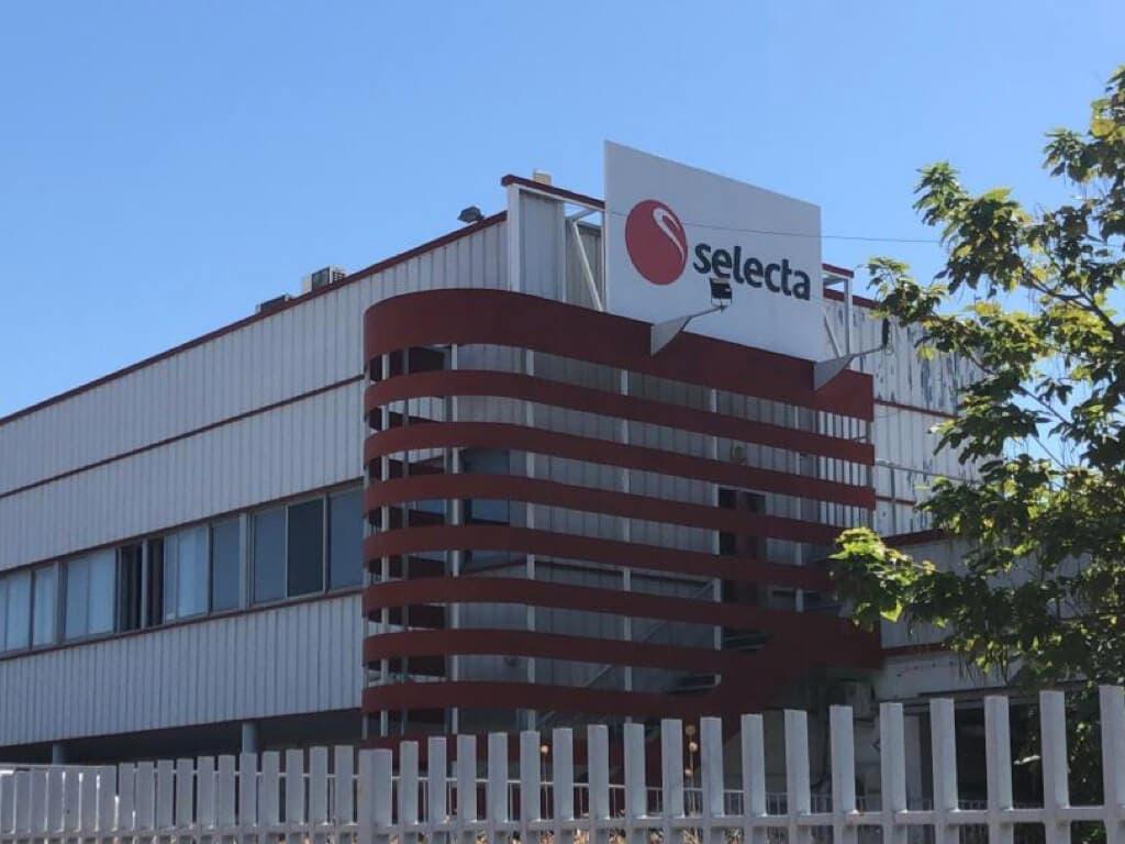 Los trabajadores de Selecta protestan contra el ERE en Torrejón de Ardoz