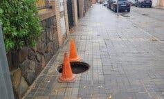 Torres de la Alameda denuncia el robo de numerosas tapas de alcantarilla