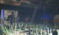 Un colegio de Mejorada del Campo sufre un robo y un incendio