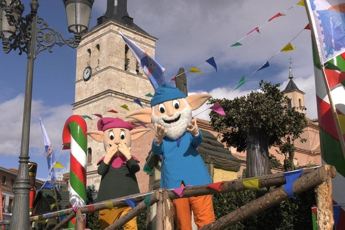 Torrejón de Ardoz se prepara para unas Navidades muy diferentes