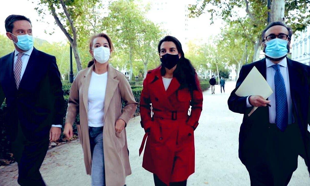 Vox presenta un segundo recurso con cautelarísimas para parar las medidas de Sánchez