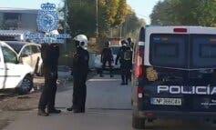 Al menos 10 detenidos en una macrooperación contra la marihuana en la Cañada Real