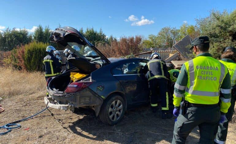 Muere un joven de 29 años tras sufrir un accidente en Colmenar de Oreja