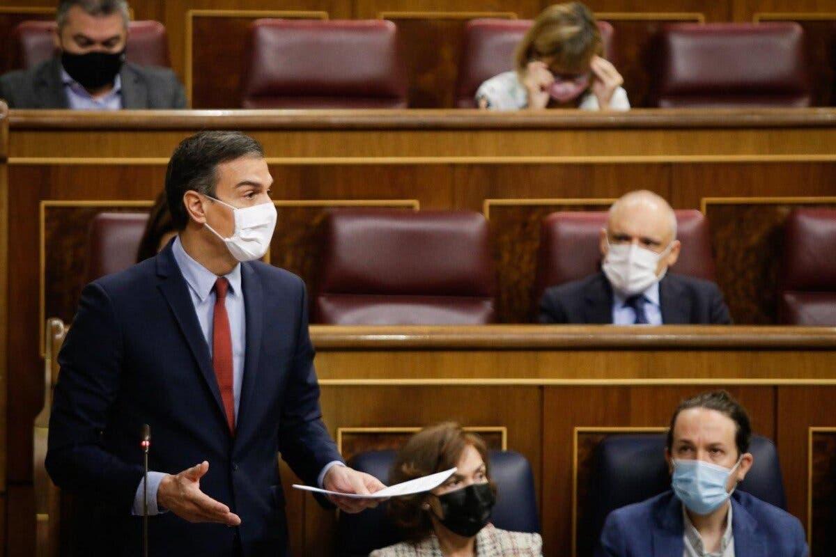Sánchez propone ahora a Casado que el estado de alarma dure mínimo cuatro meses