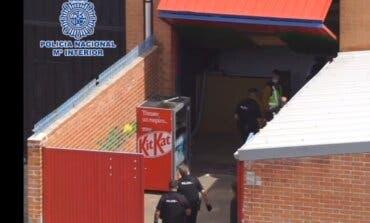 Importante golpe contra el tráfico de drogas en Alcalá de Henares con ocho detenidos