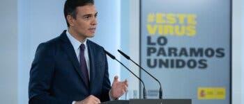 En directo: Pedro Sánchez comparece para explicar el nuevo estado de alarma
