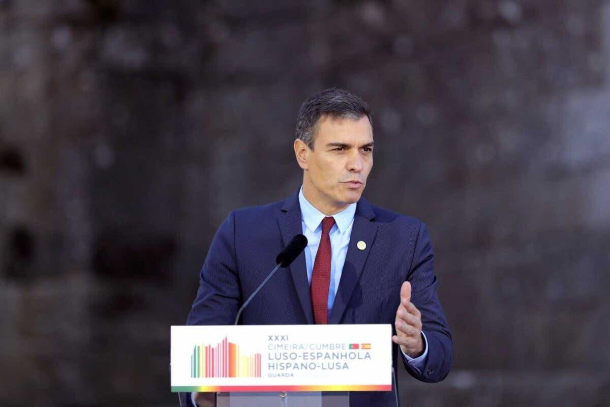 Sánchez defiende el estado de alarma en Madrid: «No podíamos quedarnos de brazos cruzados»