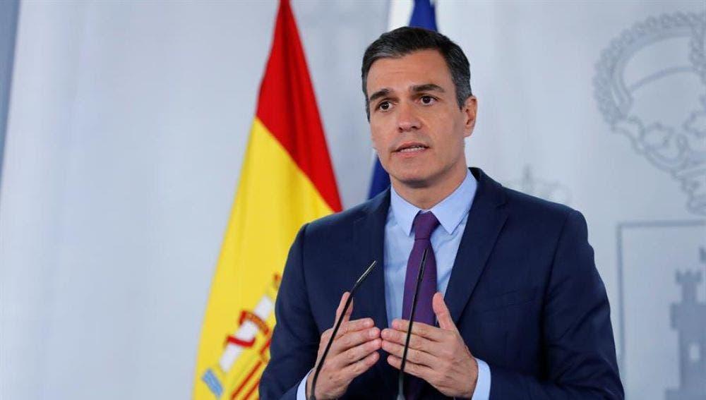 Sánchez dice que la situación es «grave», pide unidad pero no anuncia ninguna medida