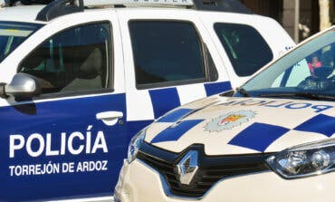 Encuentran el cadáver de un indigente en un parque de Torrejón de Ardoz