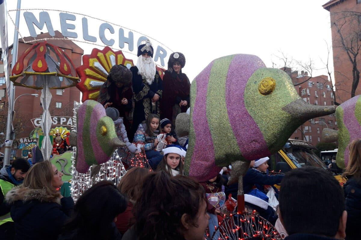 Madrid cancela este año las cabalgatas de Reyes Magos de los distritos