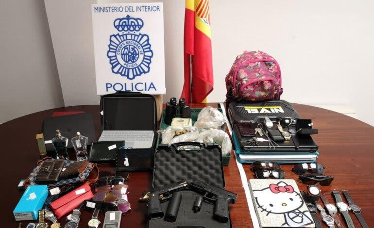 Detenidos: Robaban en viviendas de Paracuellos, Ajalvir, Cobeña y Daganzo mientras sus moradores dormían