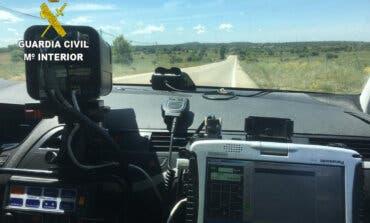 Pillado un vecino de Alcalá de Henares circulando a 185 km/hpor la N-320