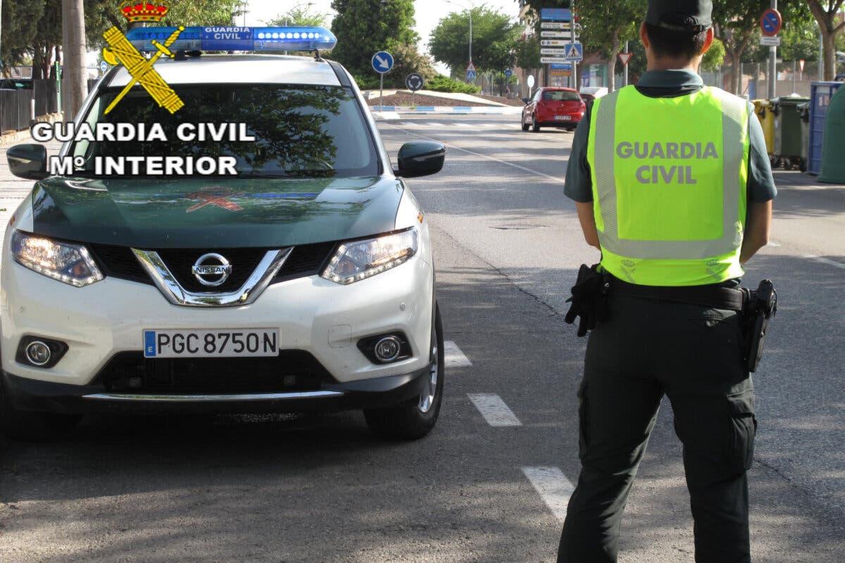 Dos detenidos en Azuqueca por robar en un establecimiento de Villanueva de la Torre