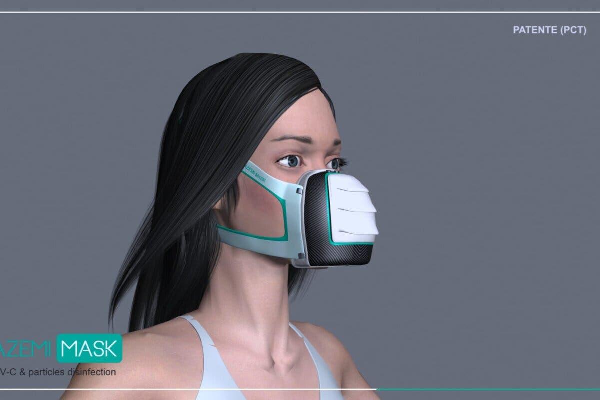 Diseñan en Guadalajara una innovadora mascarilla para «neutralizar» al coronavirus