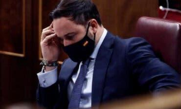 Abascal pierde la moción de censura y Casado rompe con Vox: «Hasta aquí hemos llegado»