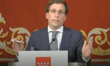 Almeida considera «arbitrario» que Alcalá de Henares esté fuera del estado de alarma