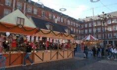 Madrid mantendrá el mercadillo navideño de la Plaza Mayor pero con menos puestos