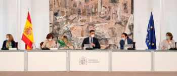 El nuevo estado de alarma impone un toque de queda nocturno en toda España