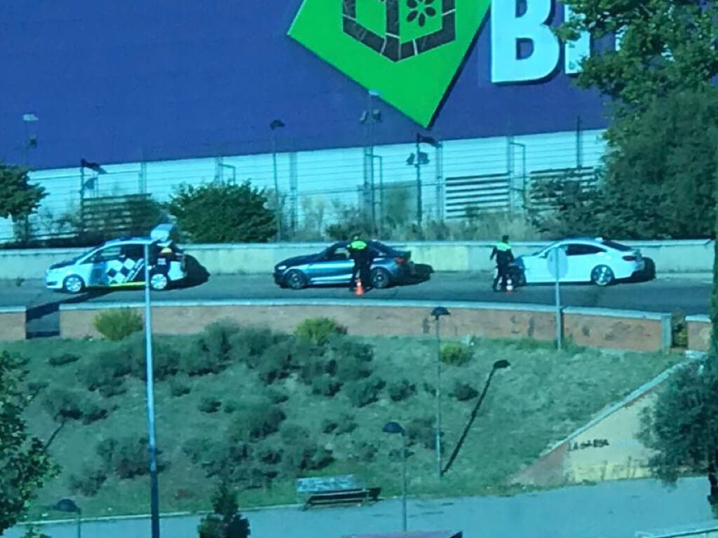 Continúan los controles por las nuevas restricciones en la Comunidad de Madrid