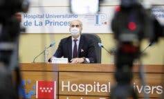 Madrid lidera un ensayo con un fármaco que reduce la carga viral de Covid