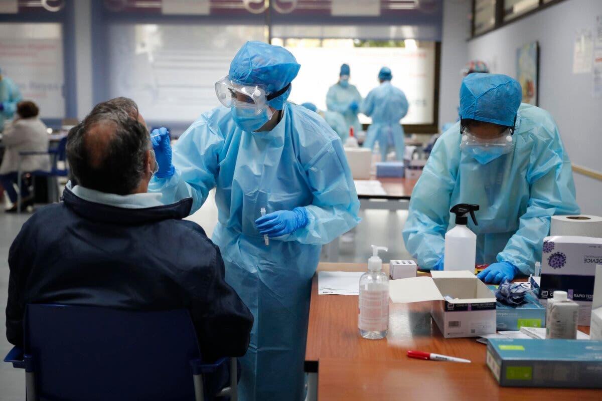España supera el millón de contagios y registra 256 muertos en un día