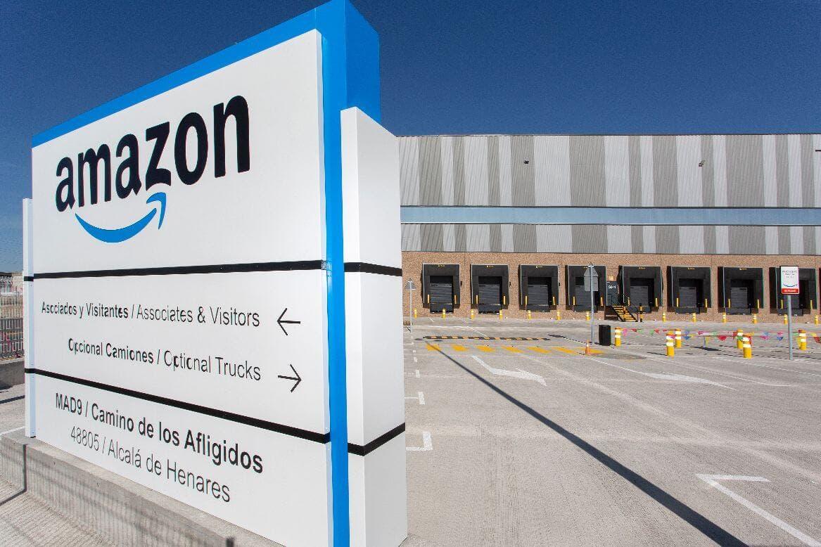 Abierto el nuevo centro de Amazon en Alcalá de Henares que creará 500 empleos