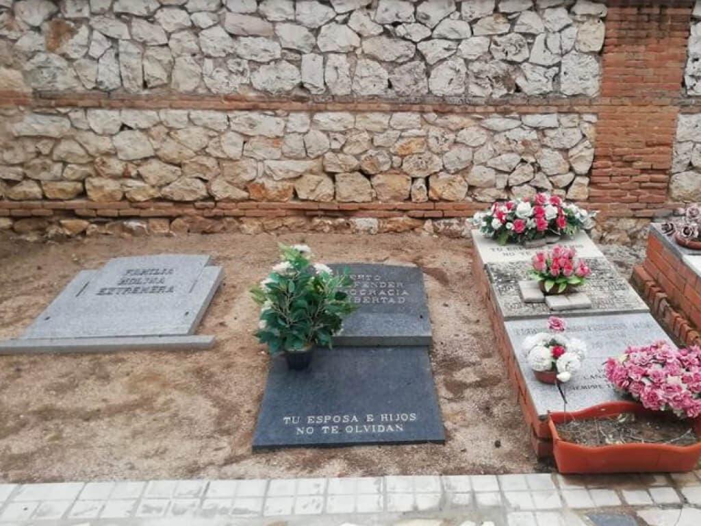Arranca en Guadalajara la exhumación de una fosa con 21 fusilados por el franquismo