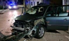 Se fuga en un control policial en Guadalajara intentando arrollar a los agentes