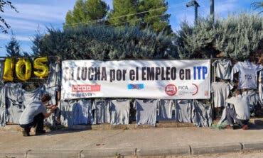 ITP despedirá a 105 trabajadores en su planta de Ajalvir