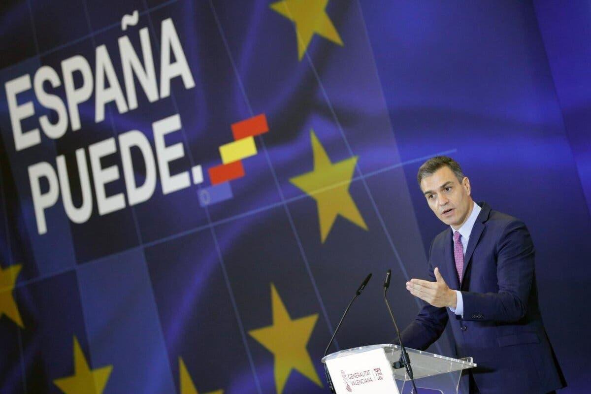 Sánchez avanza que las vacunas «podrían estar listas» en mayo y pide «disciplina colectiva»
