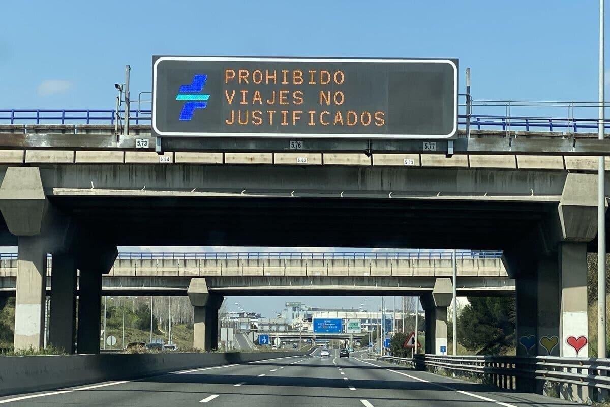 Madrid reabre a medianoche y volverá a cerrar en el puente de La Almudena