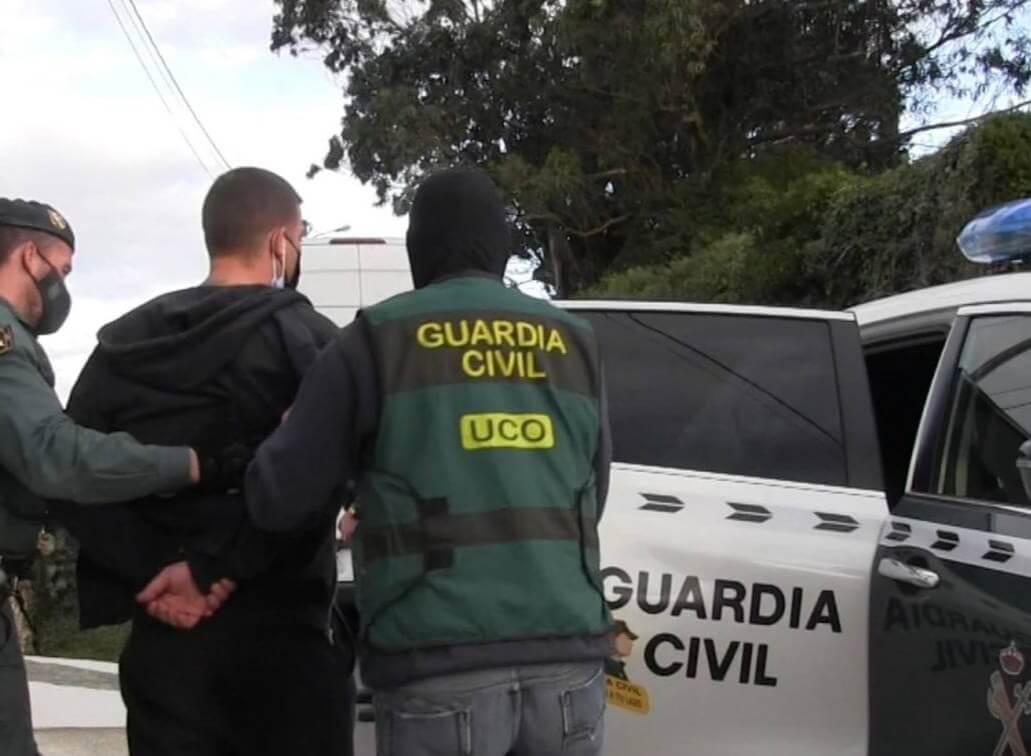 Detenida una banda de albaneses que robó en viviendas de Cabanillas y Meco