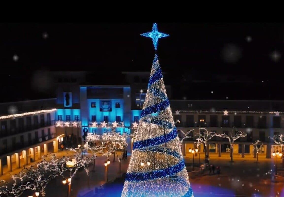La Navidad ya luce en Torrejón de Ardoz