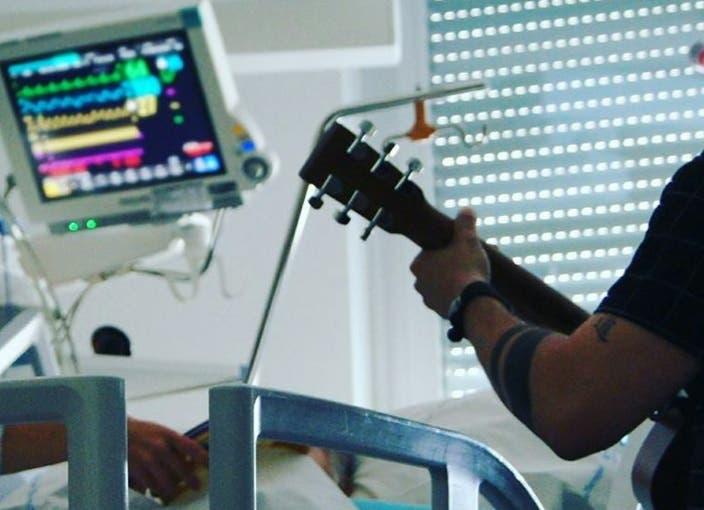 Musicoterapia y emociones positivas en la UCI del Hospital de Torrejón de Ardoz