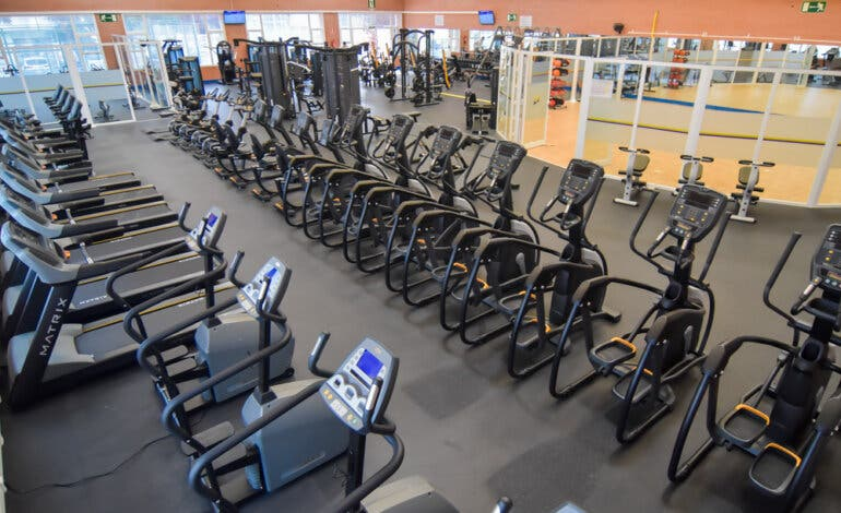 Torrejón de Ardoz mejora las instalaciones deportivas de la ciudad