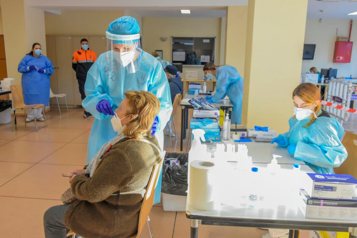 Torrejon de Ardoz:Últimos dos días para hacerse el test de antígenos en Brújula
