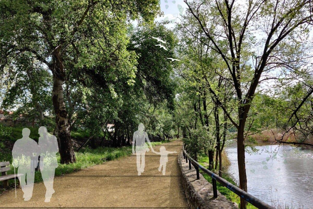 Alcalá de Henares invertirá 1,5 millones para mejorar el entorno del río Henares