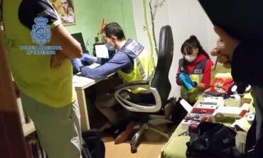 Detenido unpedófilo en Coslada por intercambiar pornografía infantil por Internet