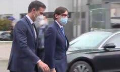 Abucheos a Sánchez en su primera visita a un hospital desde que empezó la pandemia