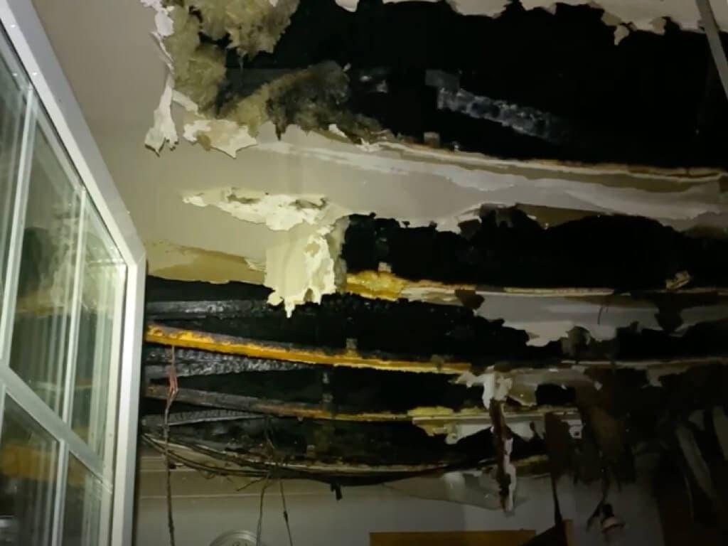 Un incendio destruye una vivienda en Villalbilla