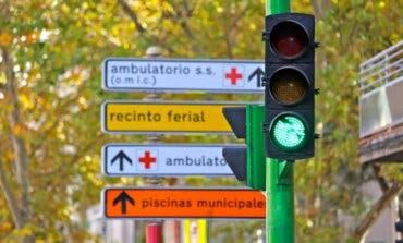 Los semáforos de Coslada se activarán por aproximación o a través del móvil