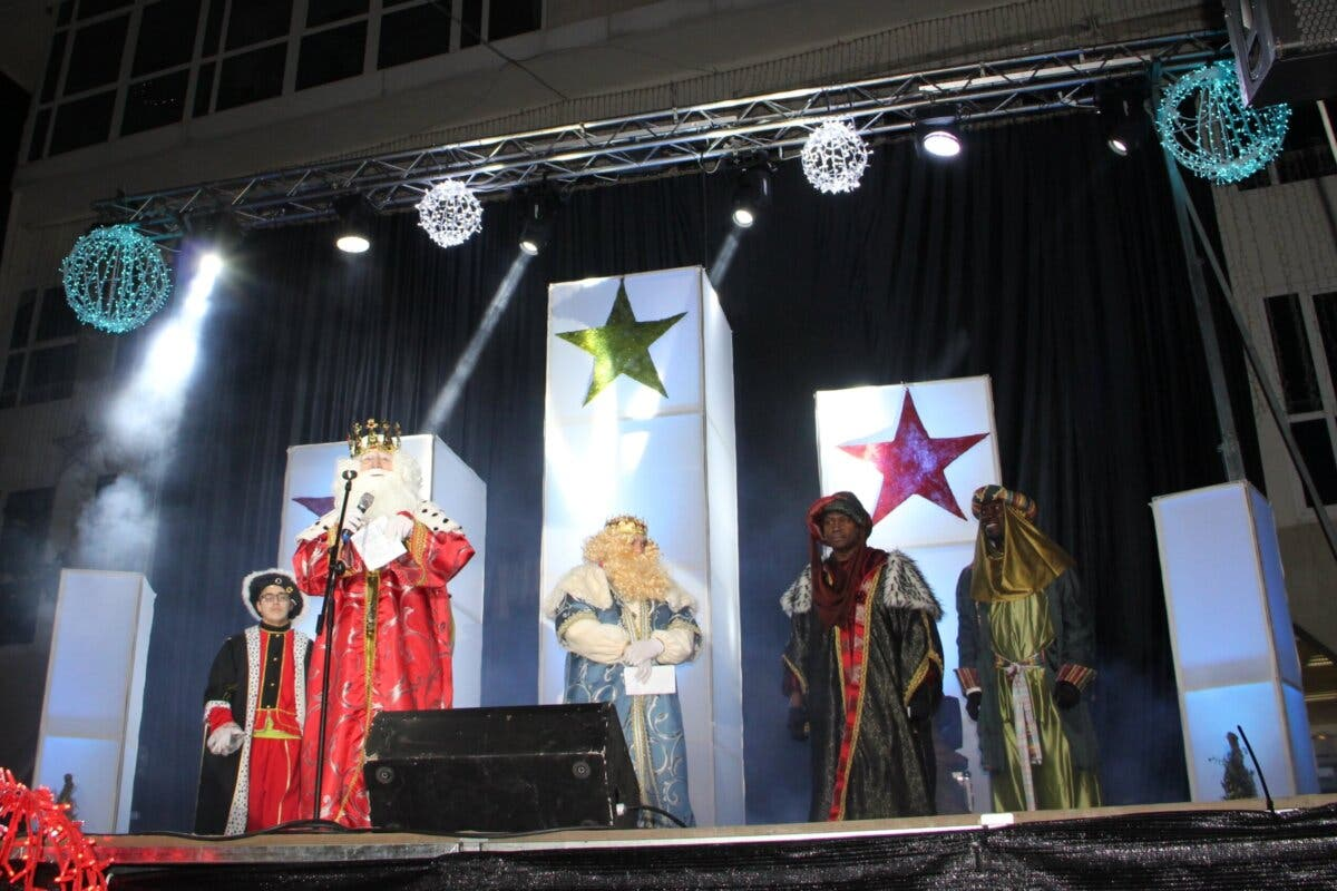 Los Reyes Magos visitarán Arganda del Rey en un trenecito que recorrerá la localidad