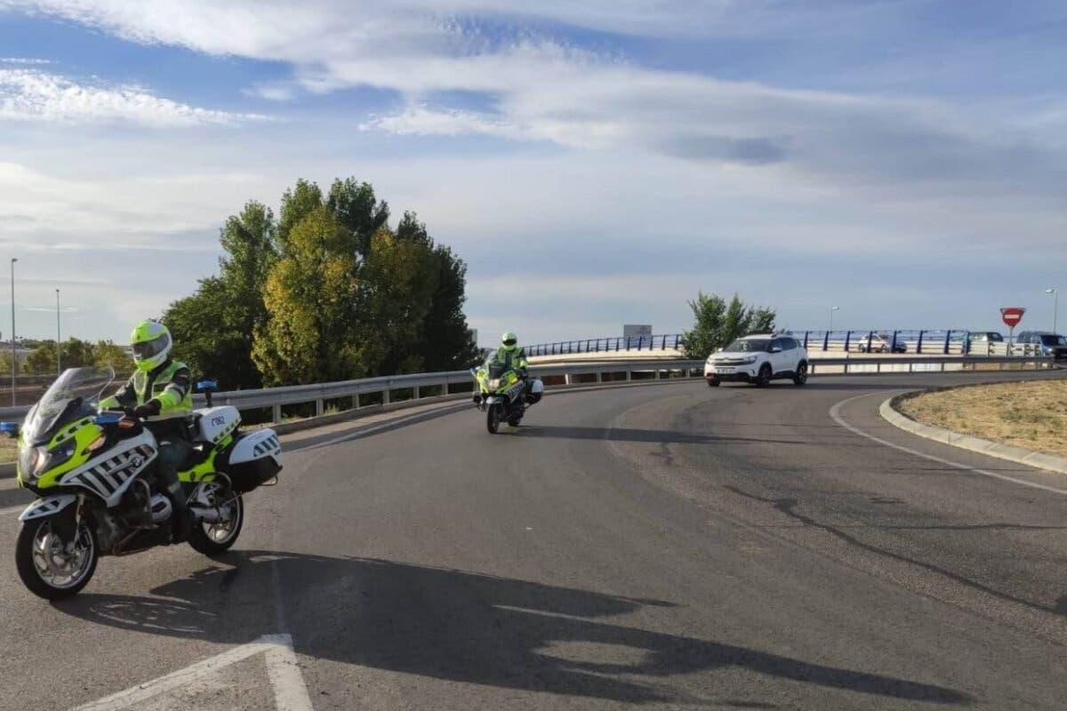 Detenido en la A-2 un conductor de Alcalá de Henares con 6.4 kilos de marihuana