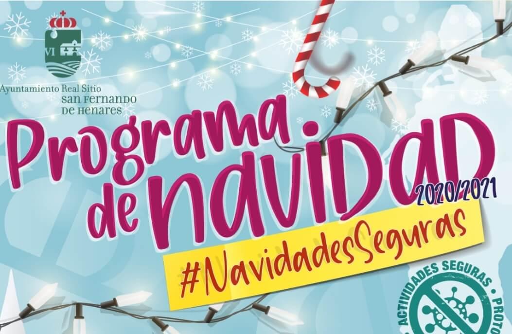 San Fernando de Henares encenderá sus luces de Navidad el próximo 11 de diciembre