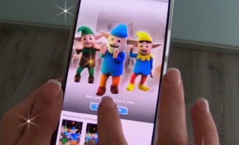 Torrejón de Ardoz lanza una app de los Guachis que permite bailar con ellos
