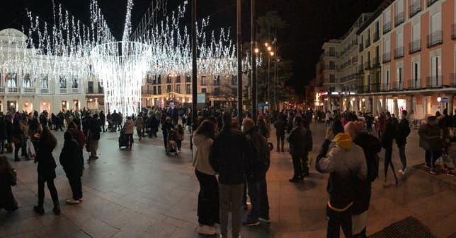 La Cabalgata de Reyes estática de Guadalajara, sólo para empadronados